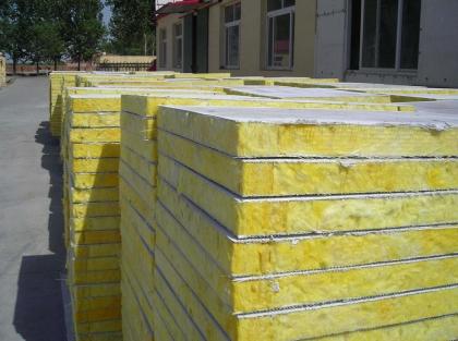 岩棉介绍及岩棉板的用途