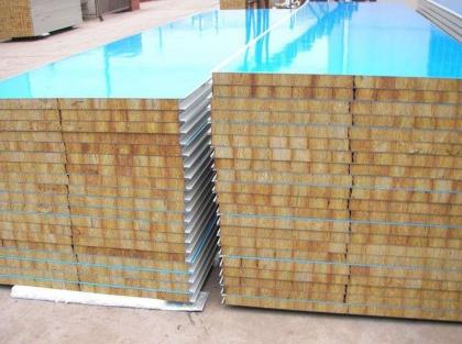 岩棉板的防火性在使用中的优势