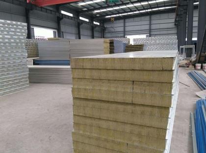 岩棉复合板的适用领域
