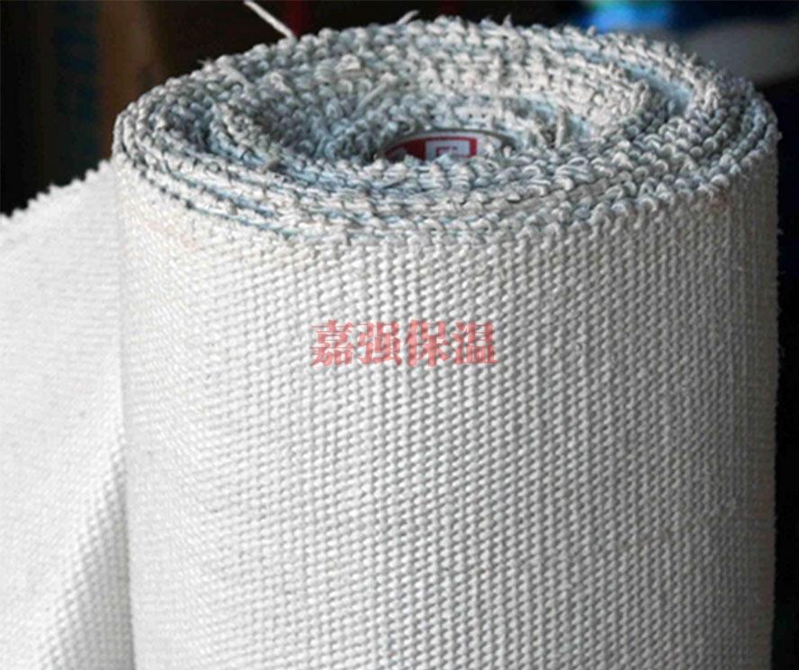 耐火石棉布